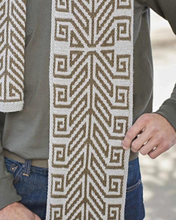 knit design by Kyle Kunnecke