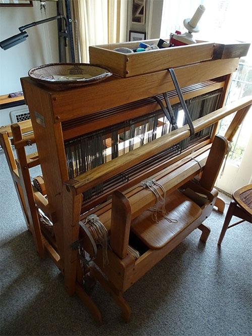 Studio of Handcrafts loom