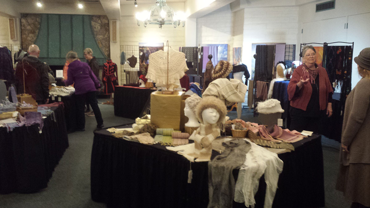 Redwood Guild annual sale