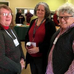 Judy, Susan and Phina