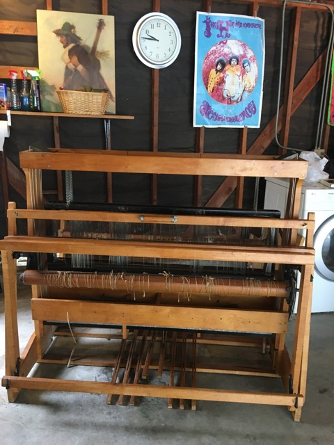 L.W. Macomber AD-A Harness Loom for sale