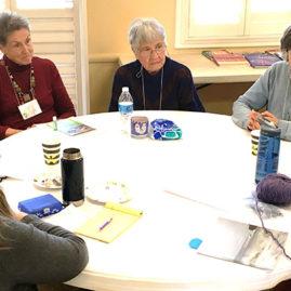 Fiber Arts discussion groups