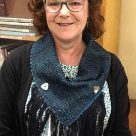 Karen May's cowl/scarf